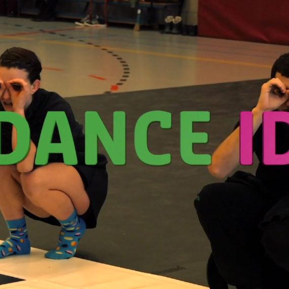 Kiki en Ryan dansen met veel expressie voor kinderen bij Dance Id