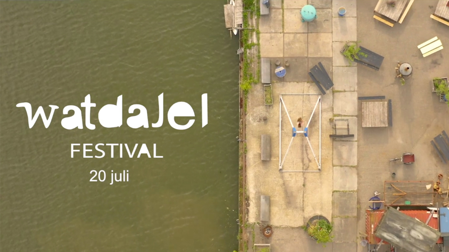 Promotieshot van Dajawel festival